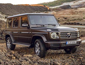 The 2019 AMG G63 is the Fastest & Most Powerful G-Class Ever
