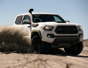 2019 Toyota TRD Lineup is Looking Clean & Mean