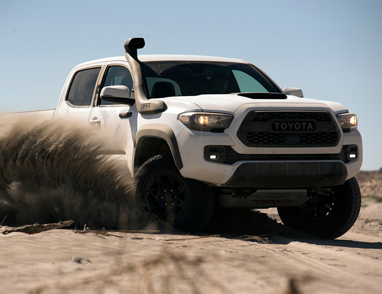 2019 Toyota TRD Lineup is Looking Clean & Mean at werd.com