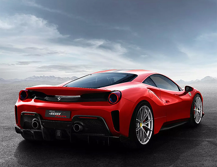 Ferrari Introduces Its Most Powerful Car Ever at werd.com