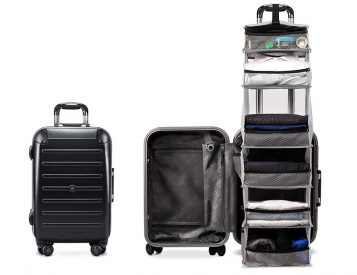 Tuned For Travel: The Carry-On Closet