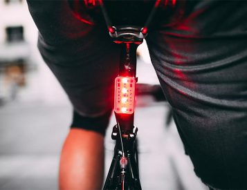 This Rechargeable Bike Light is Smarter Than Most