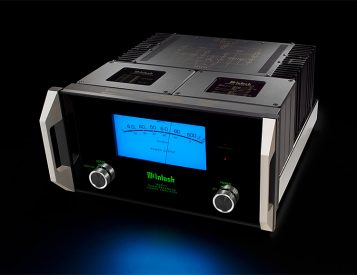McIntosh Introduces $28,000 Quad Balanced Amplifier