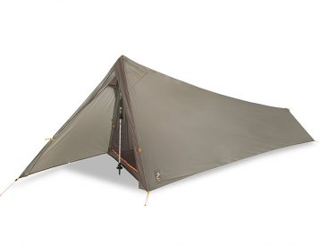 Nemo's New Spike Storm Tent Weighs Next To Nothing
