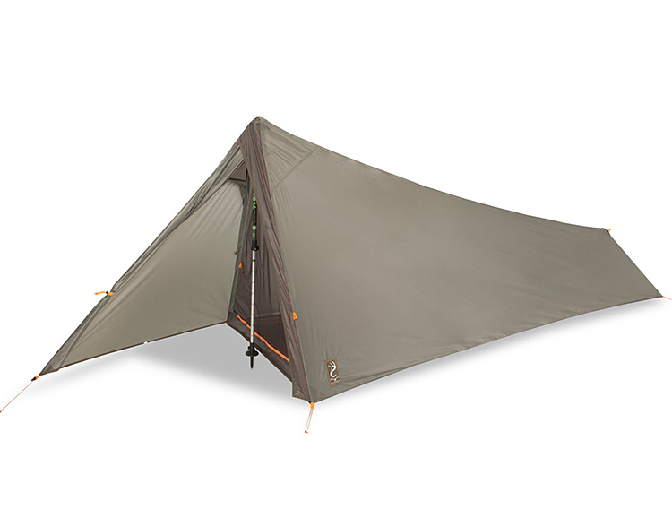 Nemo's New Spike Storm Tent Weighs Next To Nothing at werd.com