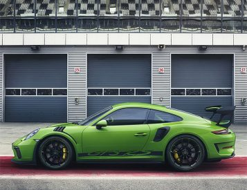 Porsche Rolls Out The 2019 911 GT3 RS