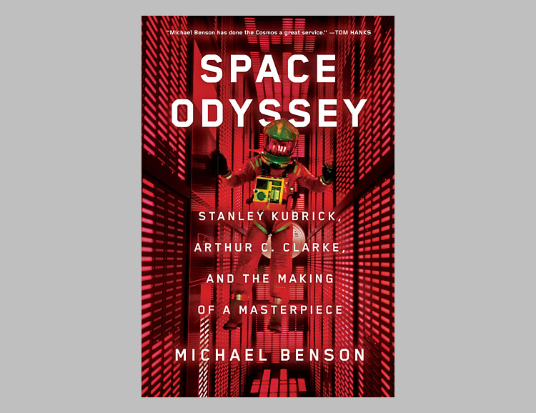 Space Odyssey: Stanley Kubrick, Arthur C. Clarke, and the Making of a Masterpiece at werd.com