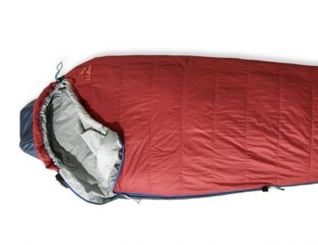 L.L. Bean Introduces a Sleeping Bag with Aerogel Insulation