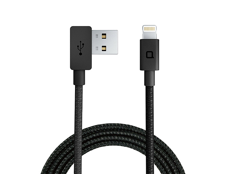 Upgrade Your Lame Lightning Cable with the Strength of Kevlar at werd.com