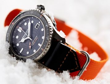 The Bremont Endurance Crossed Antarctica