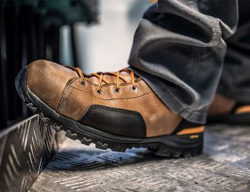 Get To Work In Danner's Stronghold Boot