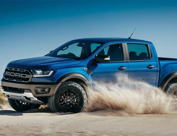 For 2019, Ford Turned a Ranger Into a Raptor