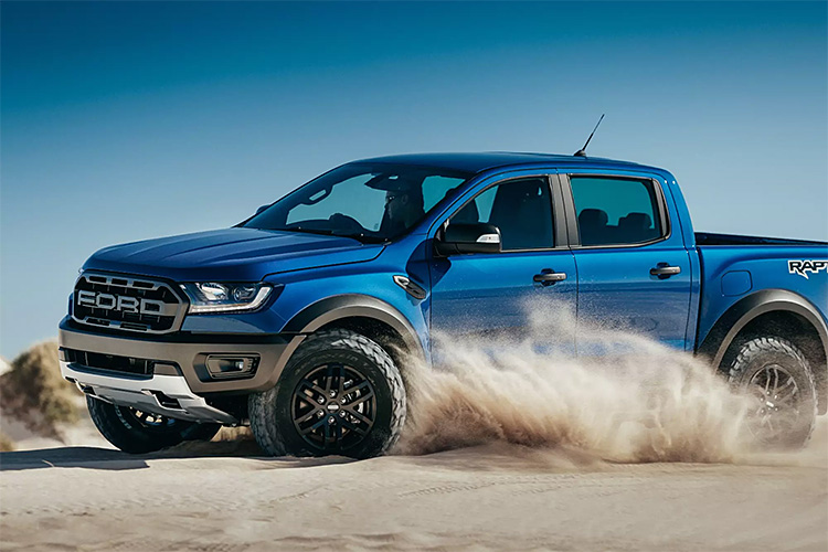For 2019, Ford Turned a Ranger Into a Raptor at werd.com