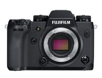 Fujifilm Introduces X-H1 with 4k Video Capability