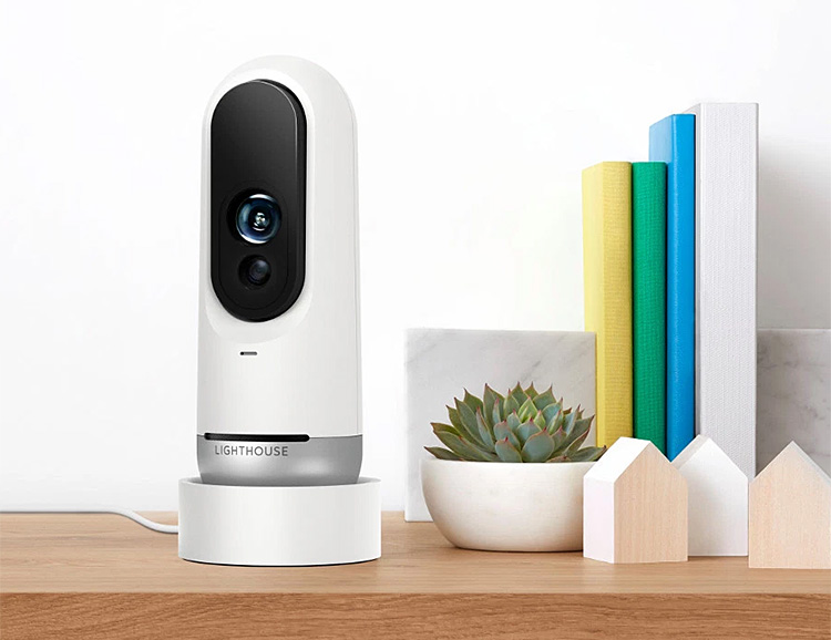 Lighthouse AI Introduces Smart Security Cam at werd.com