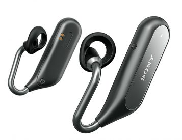 Hear Your Music & The World With Xperia Ear Duo