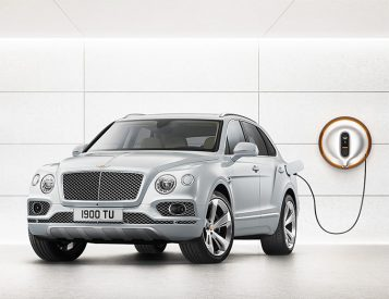 Bentley Introduces Its First Hybrid