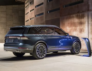 Lincoln's All-New SUV: The 2019 Aviator