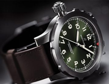Breitling's Navitimer Super 8 Pays Homage to a Wartime Classic