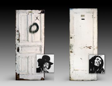 Doors From The Iconic Chelsea Hotel Go Up For Auction