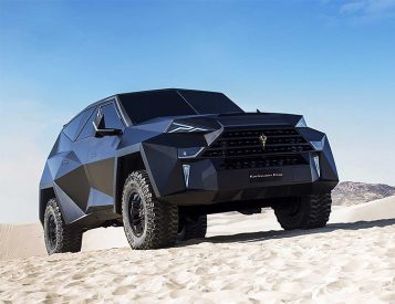 World's Most Expensive SUV: The Karlmann King