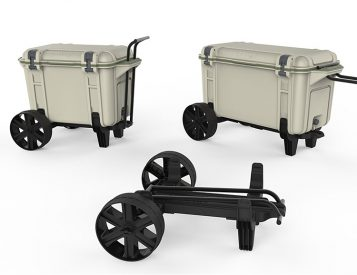 OtterBox Puts Your Venture Cooler On Wheels