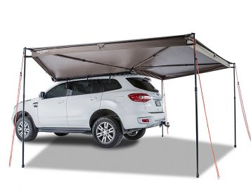 Rhino Rack's Batwing Awning Keeps You Covered
