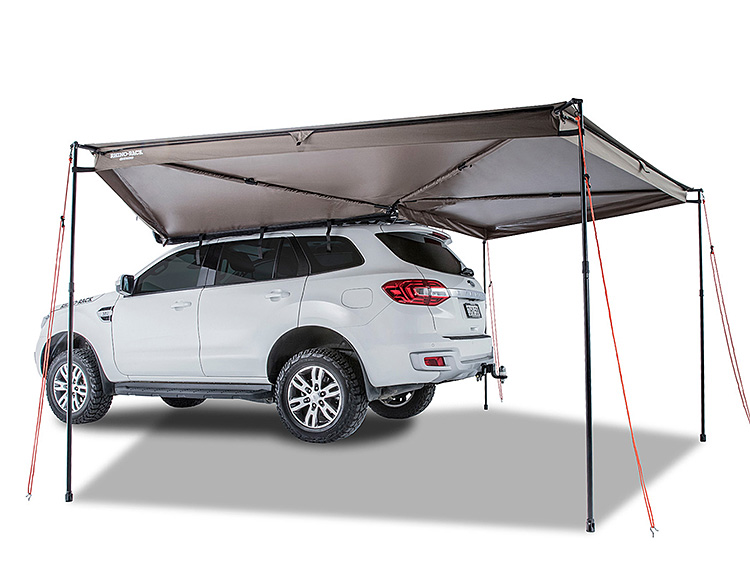 Rhino Rack's Batwing Awning Keeps You Covered at werd.com