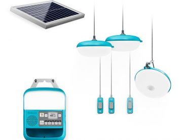 BioLite Introduces Its Portable Home Solar System