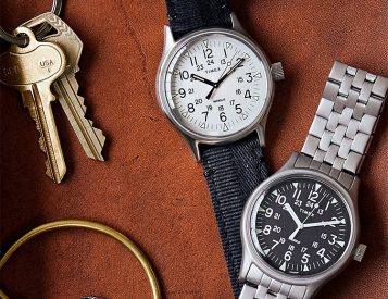 Timex & Todd Snyder Reinvent a Classic Chronograph