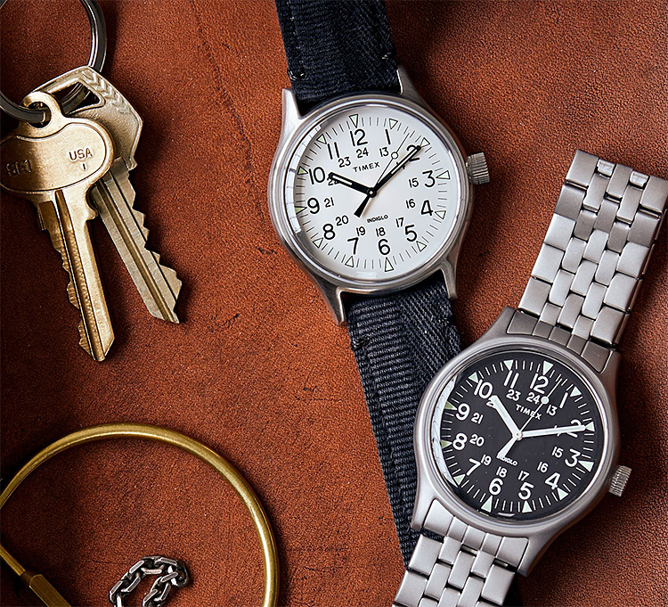 Timex & Todd Snyder Reinvent a Classic Chronograph at werd.com