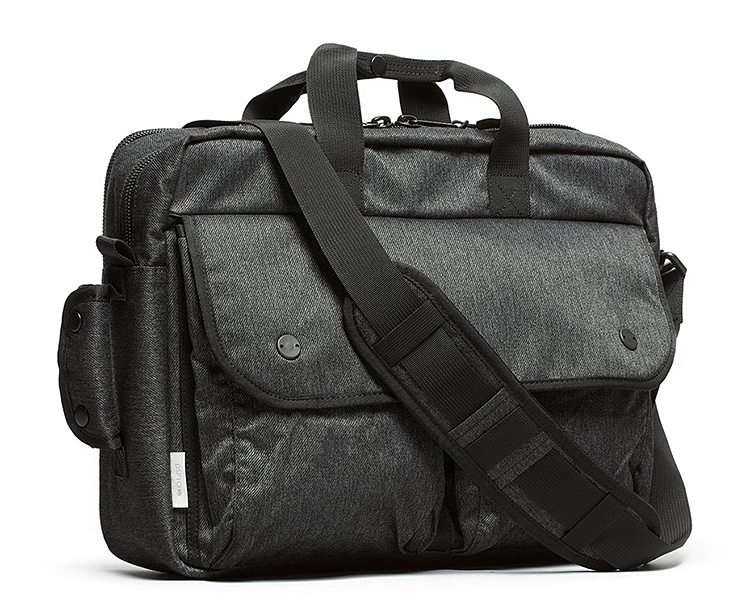 The Utility Brief Adapts To Your Daily Commute at werd.com