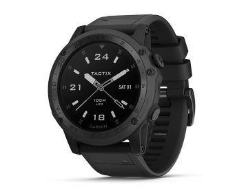 Tough & Tech: Garmin's tactix Charlie GPS Watch