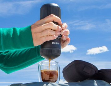 Nanopresso Means Hot, High-Quality Espresso Anywhere, Anytime