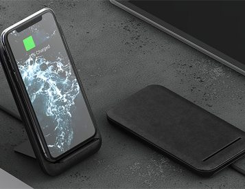 Take Wireless Charging On The Road With This Stand from Nomad