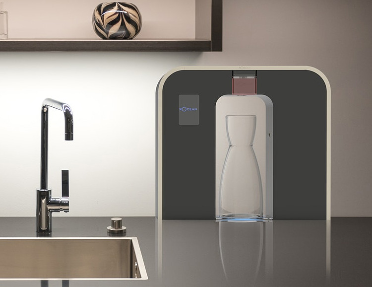 This Smart Device Turns Your Tap Water Into Custom Drinks at werd.com