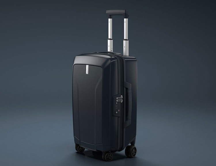 Thule Introduces Hard-Sided Luggage Collection at werd.com