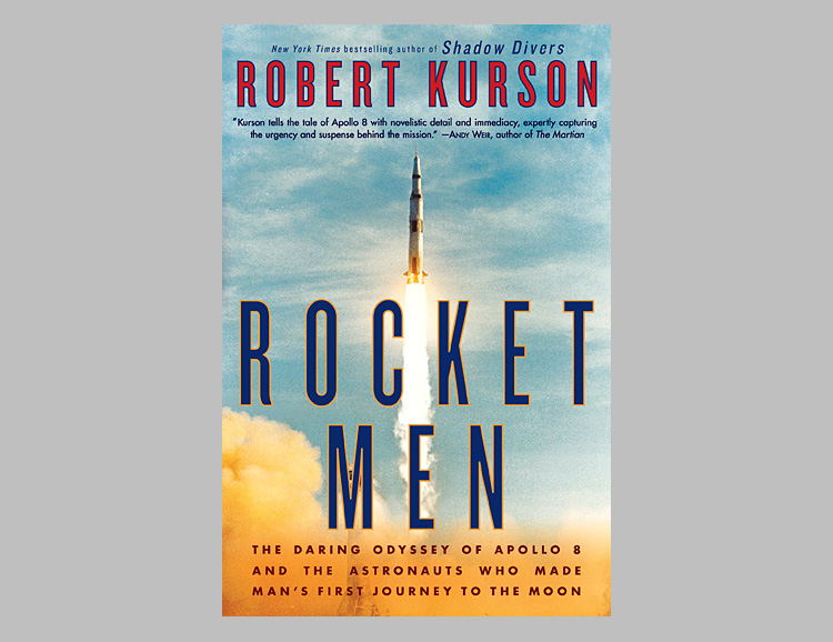 <i>Rocket Men</i> Chronicles Man&#8217;s First Journey to the Moon at werd.com