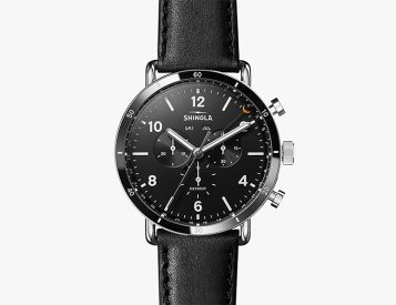 Shinola Drops Another New American-Made Chronograph