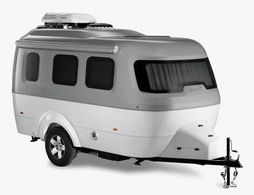 Airstream Launches Lightweight Fiberglass Nest Camper