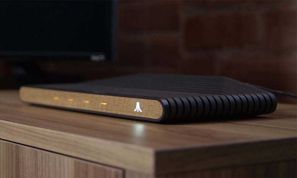 The Atari VCS Console Revives Classic Games Plus Modern Media Streaming at werd.com