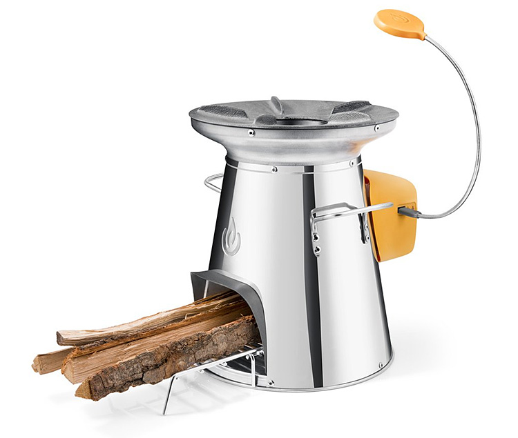 BioLite Launches A Limited Edition Rocket Stove at werd.com