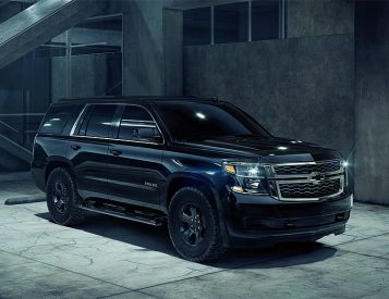 Chevy Rolls Out Tahoe Custom Midnight Edition