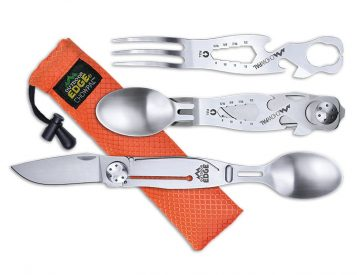 The ChowPal Combines Utensils & Tools All-In-One