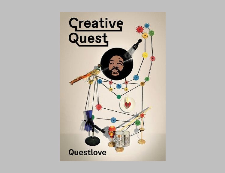 Questlove Can Help You On Your Creative Quest at werd.com