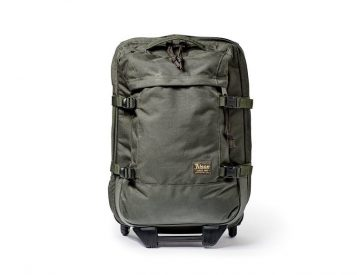 Filson Rolls Out a Rugged, Carry-On Travel Bag