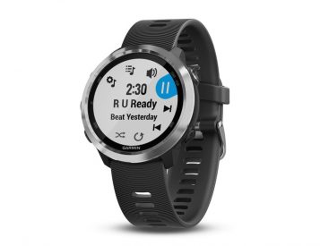With Garmin's Forerunner 645 Music, Take 500 Songs On The Road