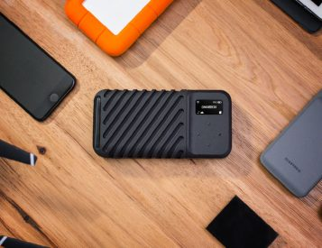 The Gnarbox 2.0 SSD is Purpose-Built for Content Creators