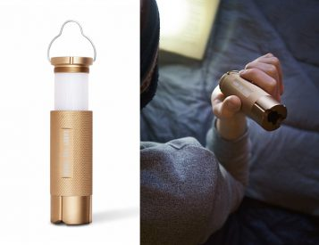 Light Up At Home or In Your Tent With the Izola Torch Lantern