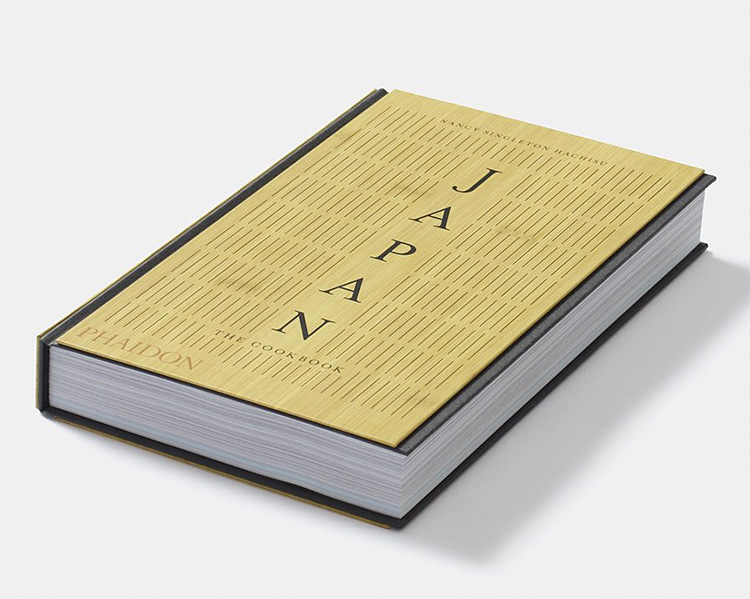 Get It Just Right With <i>Japan: The Cookbook</i> at werd.com